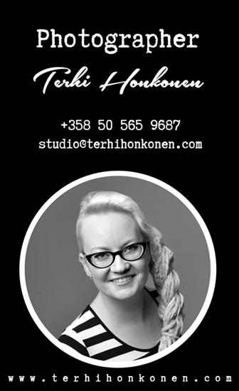 Contact info Terhi Honkonen