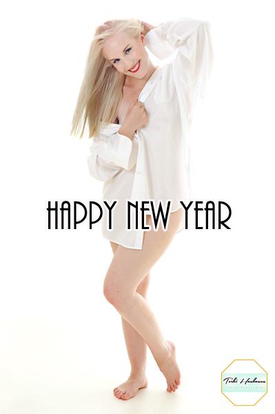 Hyvää uutta vuotta! Kiitos menneestä vuodesta!